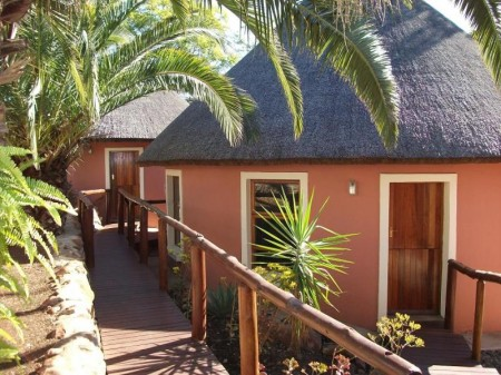 Bed and Breakfast - Alice - Sangweni Lodge