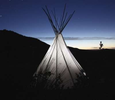 Affordable Tented Camps in SA - Little Wing Teepee Camp - KZN