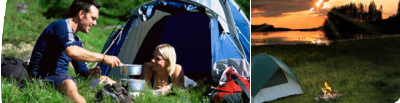 Tents - South Africa - Camp Master