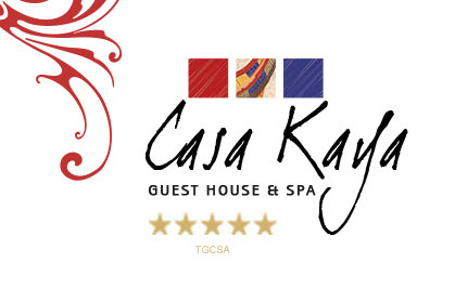Guest House - Casa Kaya Guest House and Spa - Sinoville