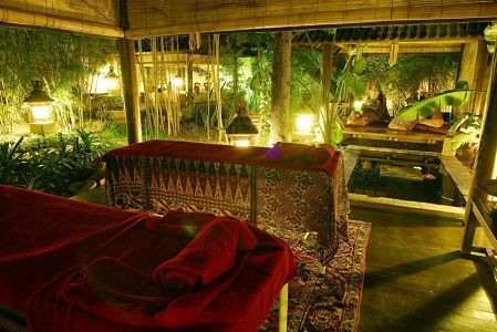 Fairlawns Balinese Spa Garden - Sandton