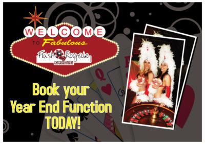Flush Royale Entertainment - Mobile Fun Casino - SA