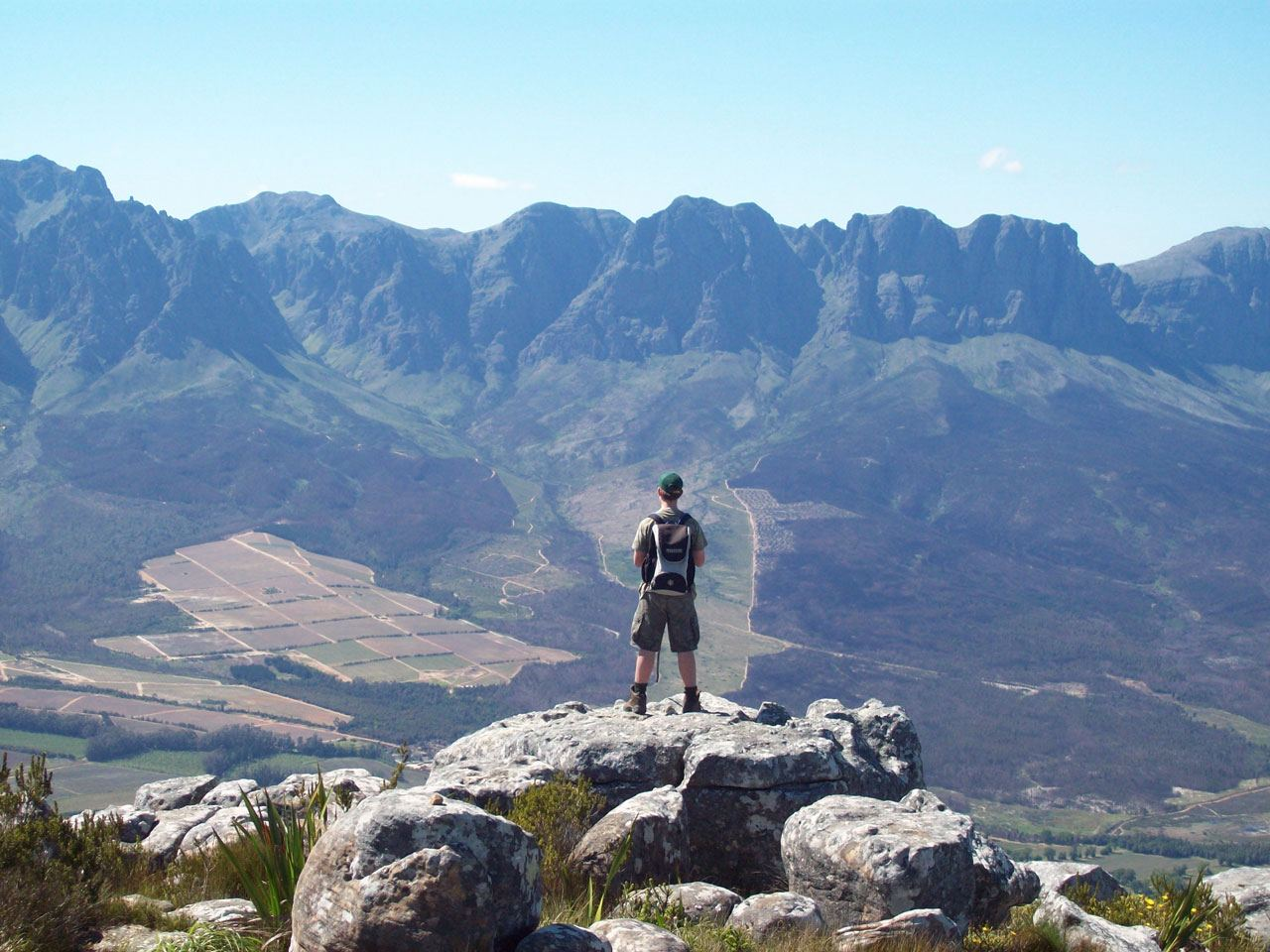 Helderberg Farm Hiking Trails - Stellenbosch