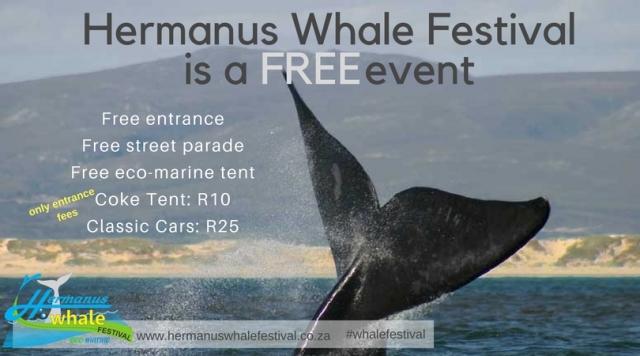 Hermanus Whale Festival 2018 - East Coast