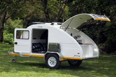 Jetstream Teardrop Trailers Pinetown
