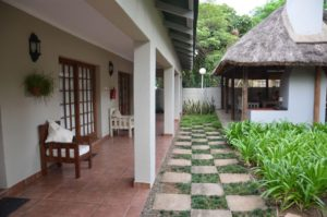 Stoep Cafe Guest House - Komatipoort