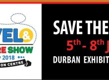 KZN Travel & Adventure Show 2018 - Durban Exhibition Centre
