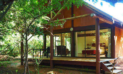 Leopard Walk Lodge - Private Wildlife Reserve - Hluhluwe