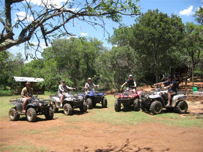 Safari Quad Bike Trails - Hartbeeshoek