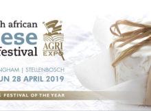 South African Cheese Festival 2019 - Stellenbosch