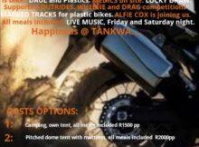 Tankwa Bike Burn Social Biking 2019 - Calvinia Northern Cape
