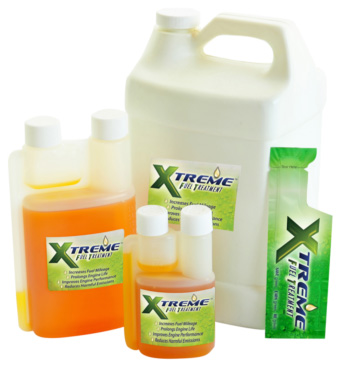Xtreme Fuel Treatment - Fuel Saving Treatment