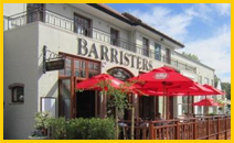 Barristers Grill and Cafe