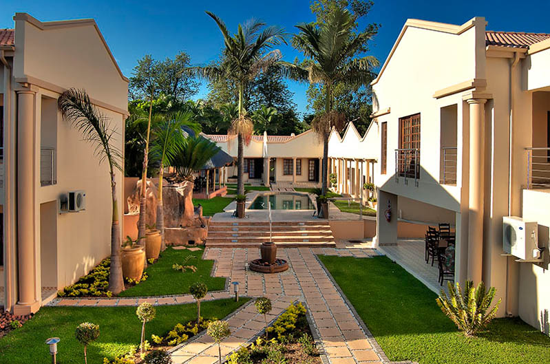 The Cycad Lodge and Chalets