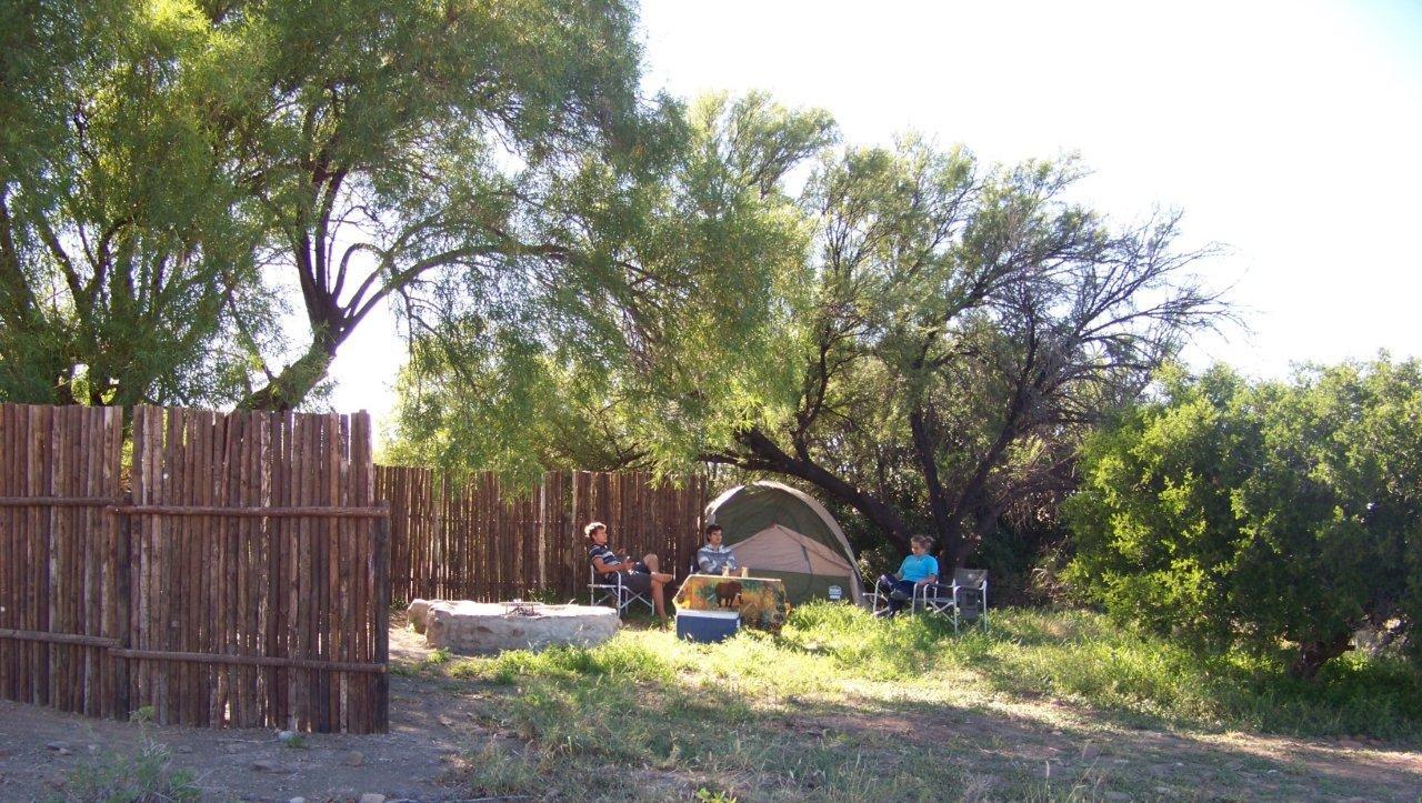 Duikers Rest Bush Campsite - Beaufort West