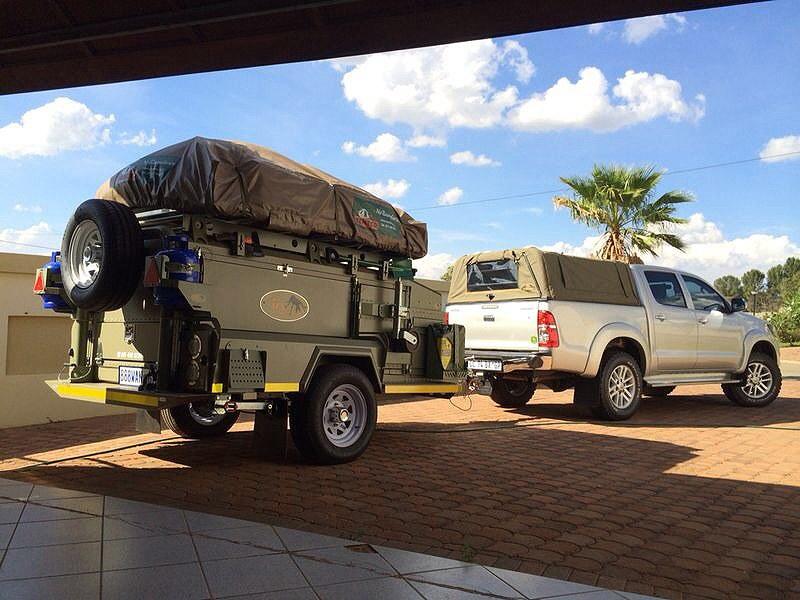Dura 4x4 Camper Trailers - Randfontein