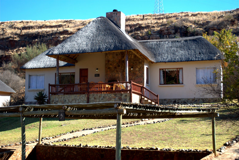 Komati Gorge Luxury Lodge