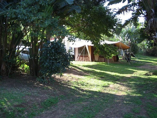 Lalanathi Caravan Park and Camping - KZN South Coast