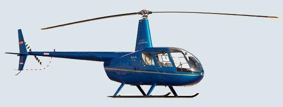 Scenic Helicopter Flights - Krugersdorp
