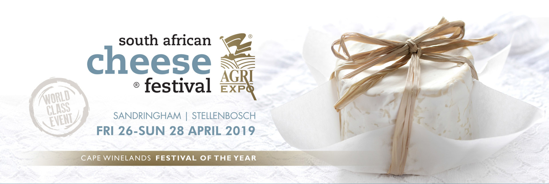 South African Cheese Festival 2019