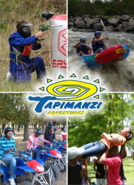 Tapimanzi Outdoor Adventures - Vaal River