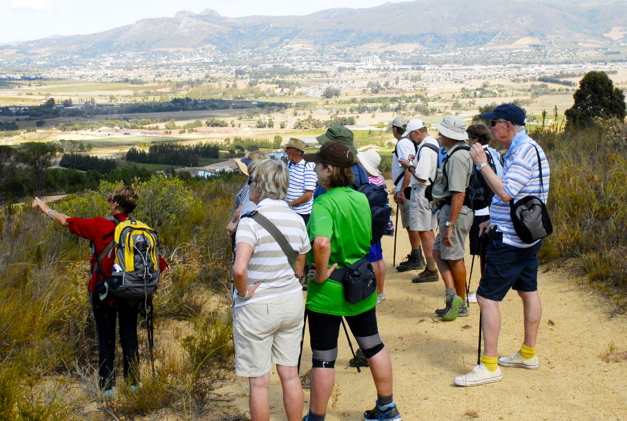 Wine Walks: Guided hiking and drinking Wine!